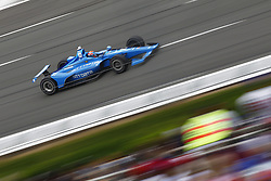 August 19, 2018 - Long Pond, Pennsylvania, United Stated - ED JONES (10) of the United Arab Emirates battles for position during the ABC Supply 500 at Pocono Raceway in Long Pond, Pennsylvania. (Credit Image: © Justin R. Noe Asp Inc/ASP via ZUMA Wire)