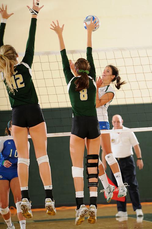 2009 Florida Gulf Coast University Volleyball vs USF