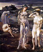 Sir Edward Burne-Jones (1833–1898) The Calling of Perseus 1877-1898 Oil on canvas