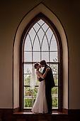 Janet & Cameron, a beautiful rainy day wedding story.