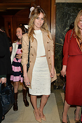 JADE WILLIAMS at the LDNY Fashion Show and WIE Award Gala sponsored by Maserati held at The Goldsmith's Hall, Foster Lane, City of London on 27th April 2015.