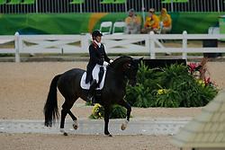 Bigwood, Fiona (GBR) Orthilia<br /> Rio de Janeiro - Olympische Spiele 2016<br /> © www.sportfotos-lafrentz.de