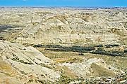 View of the badlands<br /> Dinosaur Provincial Park<br /> Alberta<br /> Canada