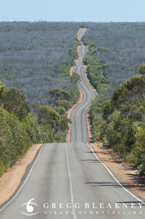 Kangaroo Island Tarmac - 2012 Santos Tour Down Under - Adelaide