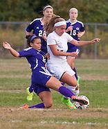 Monroe-Woodbury vs. Cornwall girls' soccer