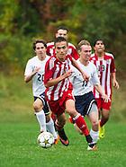 SPS boys Varsity Soccer 1Oct14