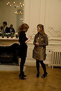 EMILY JONES; LAUREN SOZIO, Vanity Fair, Baroness Helena Kennedy QC and Henry Porter launch ' The Convention on Modern Liberty'. The Foreign Press Association. Carlton House Terrace. London. 15 January 2009 *** Local Caption *** -DO NOT ARCHIVE-© Copyright Photograph by Dafydd Jones. 248 Clapham Rd. London SW9 0PZ. Tel 0207 820 0771. www.dafjones.com.<br /> EMILY JONES; LAUREN SOZIO, Vanity Fair, Baroness Helena Kennedy QC and Henry Porter launch ' The Convention on Modern Liberty'. The Foreign Press Association. Carlton House Terrace. London. 15 January 2009