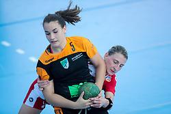 Tjasa Stanko of RK Zagorje during handball match between RK Zagorje and RK Krim Mercator of Super Cup 2016, on August 27, 2016 in SRC Marina, Portoroz / Portorose, Slovenia. Photo by Matic Klansek Velej / Sportida