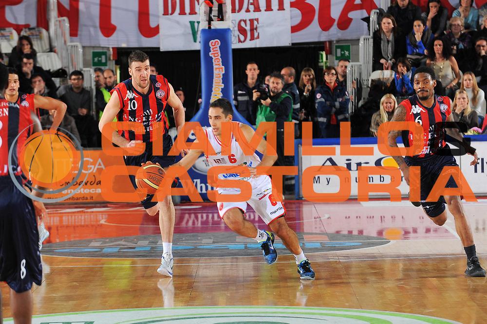 DESCRIZIONE : Varese Lega A 2011-12 Cimberio Varese Angelico Biella<br /> GIOCATORE : Rok Stipcevic<br /> CATEGORIA : Palleggio<br /> SQUADRA : Cimberio Varese<br /> EVENTO : Campionato Lega A 2011-2012<br /> GARA : Cimberio Varese Angelico Biella<br /> DATA : 18/12/2011<br /> SPORT : Pallacanestro<br /> AUTORE : Agenzia Ciamillo-Castoria/A.Dealberto<br /> Galleria : Lega Basket A 2011-2012<br /> Fotonotizia : Varese Lega A 2011-12 Cimberio Varese Angelico Biella<br /> Predefinita :