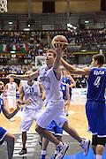 Trieste, 02/09/2012<br /> Basket, Eurobasket 2013 Qualifying Round<br /> Italia - Repubblica Ceca<br /> Nella foto: stefano mancinelli<br /> Foto Ciamillo