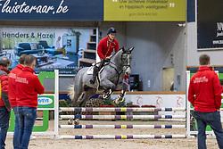 047, Ramos JW Van't Meulenhof TN<br /> BWP Hengstenkeuring 3de phase<br /> Oudsbergen 2020<br /> © Hippo Foto - Dirk Caremans<br /> 12/03/2020