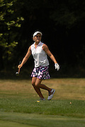 Alexis Thompson during the quarterfinals of the U.S. Women's Amateur at Crooked Stick Golf Club on Aug. 10, 2007 in Carmel, Ind.    ...©2007 Scott A. Miller