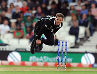 Cricket - 2019 ICC Cricket World Cup - Group Stage: Bangladesh vs. New Zealand<br /> <br /> New Zealander Lockie Ferguson at Kia Oval.<br /> <br /> COLORSPORT/ANDREW COWIE