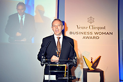 GRAHAM BOYES at the presentation of the Veuve Clicquot Business Woman Award 2009 hosted by Graham Boyes MD Moet Hennessy UK and presented by Sir Trevor Macdonald at The Saatchi Gallery, Duke of York's Square, Kings Road, London SW1 on 28th April 2009.