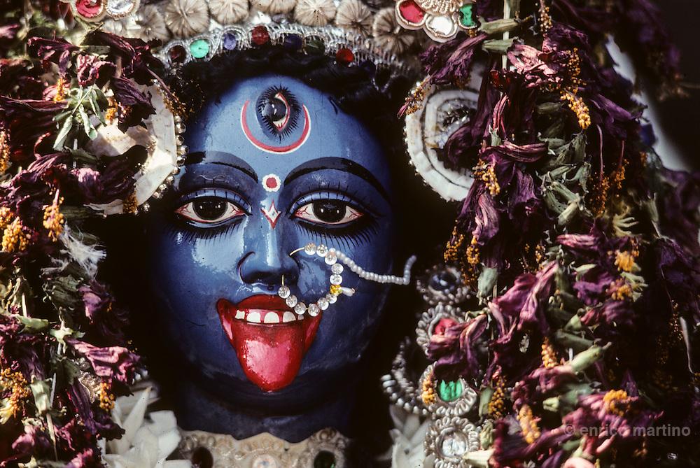 Kali goddess.
