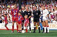 Crystal Palace v Nottingham Forest 15.9.1990