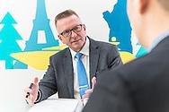 CHINA / Beijing / 27/03/2015<br /> <br /> Claes Svedberg, senior vice president Volvo Trucks  China <br /> <br /> &copy; Daniele Mattioli For Volvo