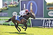 INVINCIBLE ARMY (6) ridden by P J McDonald and trained by James Tate winning The Group 2 Duke Of York Clipper Logistic Stakes over 6f (£125,000)  during the first day of the Dante Festival at York Racecourse, York, United Kingdom on 15 May 2019.