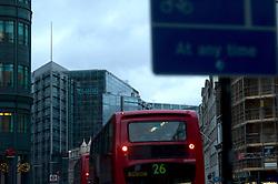 UK ENGLAND LONDON 23NOV11 - General view of the Royal Bank of Scotland (RBS) building near Liverpool street, City of London.....jre/Photo by Jiri Rezac....© Jiri Rezac 2011