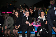ASLI BAYRAM;  ARNO ORTMAIR; , Fundraising Gala for the Zeitz foundation and Zoological Society of London hosted by Usain Bolt. . London Zoo. Regent's Park. London. 22 November 2012.