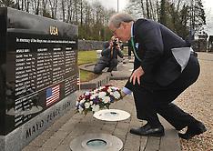US Ambassador visits Castlebar Peace Park Co Mayo