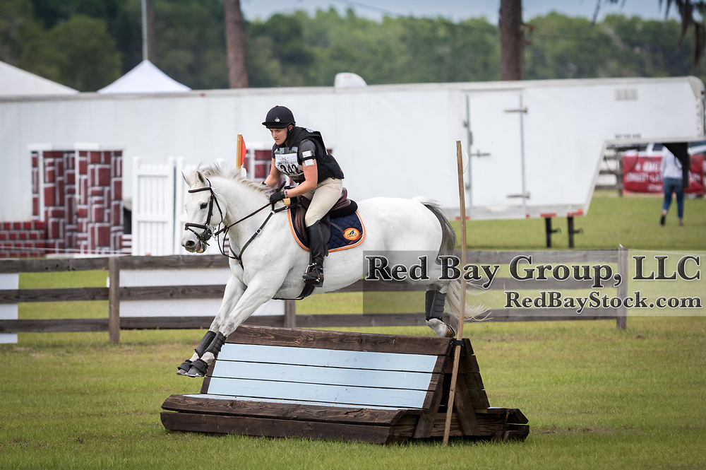 Lauren DeNeve and Rostropovich at the Ocala International in Ocala, Florida.