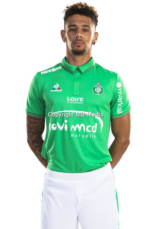 Kevin Malcuit <br /> Photo : ASSE / Icon Sport