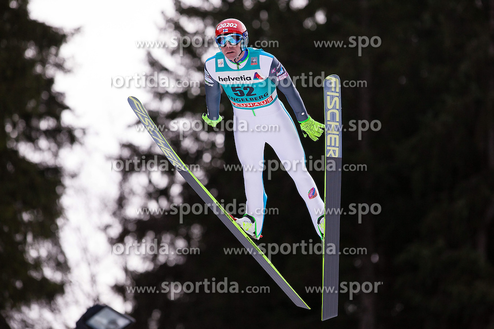 22.12.2013, Gross Titlis Schanze, Engelberg, SUI, FIS Ski Jumping, Engelberg, Herren, im Bild Janne Ahonen (FIN) // during mens FIS Ski Jumping world cup at the Gross Titlis Schanze in Engelberg, Switzerland on 2013/12/22. EXPA Pictures &copy; 2013, PhotoCredit: EXPA/ Eibner-Pressefoto/ Socher<br /> <br /> *****ATTENTION - OUT of GER*****