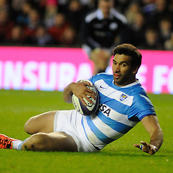 Scotland v Argentina | Autumn Tests | 19 November 2016