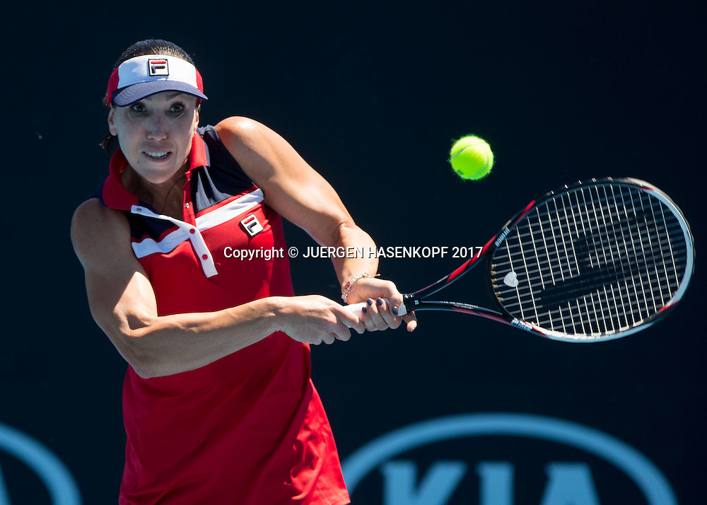 JELENA JANKOVIC (SRB)<br /> <br /> Australian Open 2017 -  Melbourne  Park - Melbourne - Victoria - Australia  - 16/01/2017.