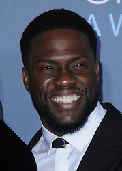 Kevin Hart  bei der Verleihung der 22. Critics' Choice Awards in Los Angeles / 111216