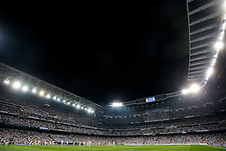 General View during the game - Mandatory byline: Rogan Thomson/JMP - 04/05/2016 - FOOTBALL - Santiago Bernabeu Stadium - Madrid, Spain - Real Madrid v Manchester City - UEFA Champions League Semi Finals: Second Leg.