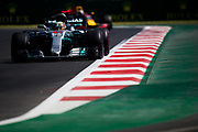 October 27-29, 2017: Mexican Grand Prix. Lewis Hamilton (GBR), Mercedes AMG Petronas Motorsport, F1 W08