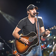 BRISTOW, VA - May 18th  2013 -  Luke Bryan performs at Jiffy Lube Live in Bristow, VA as part of the 2013 WMZQ Fest. Bryan released his latest album, Spring Break?Here to Party, in March. The album is a compilation of songs from Bryan's first four spring break-themed EPs, plus two new songs. (Photo by Kyle Gustafson/For The Washington Post)