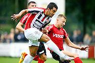 14-07-2015 VOETBAL: WILLEM II - HELMOND SPORT:TILBURG<br /> Bruno Andrade van Willem II <br /> <br /> Foto: Geert van Erven