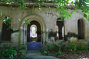 Girls Convent, Gambier Islands, French Polynesia<br />