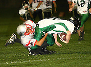 Football 2011 Sabers Midgets vs Allegany