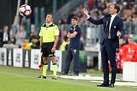 23.04.2017 - Torino - Serie A 2016/17 - 33a giornata  -  Juventus-Genoa nella  foto: Massimiliano Allegri