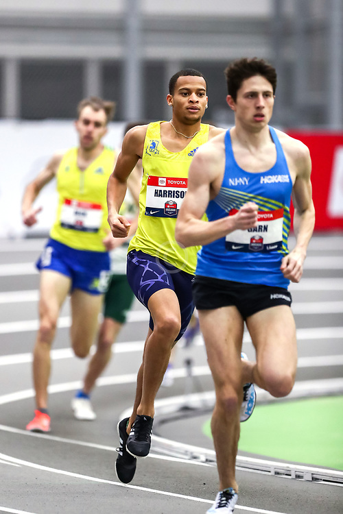 USATF Indoor Track and Field Championships<br /> held at Ocean Breeze Athletic Complex in Staten Island, New York on February 22-24, 2019; BAA, adidas, 1000,