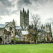 canterbury cathedral. Canterbury, Kent, UK