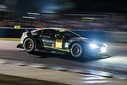 March 12-15, 2019: 1000 Miles of Sebring, World Endurance Championship. 98 Aston Martin Racing