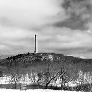 High Point Monument, High Point State Park, NJ, USA