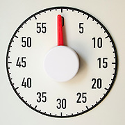 1 hour Timer for time management and meetings