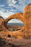 Double O Arch, Arches National Park, Utah