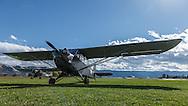 Aeronca L-3 and Piper L-4