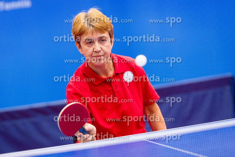 VARGATU Dorina during day 2 of 15th EPINT tournament - European Table Tennis Championships for the Disabled 2017, at Arena Tri Lilije, Lasko, Slovenia, on September 29, 2017. Photo by Ziga Zupan / Sportida