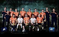 20140509 NED: Selectie Nederlands zitvolleybal team mannen, Leersum