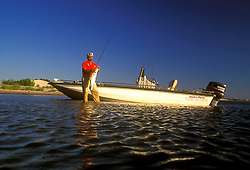 Fishing for Texas Speckled Trout in Upper Laguna Madre