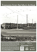 Streetcars at L Line Terminal on 47th Avenue and Wawona Street | March 14, 1940