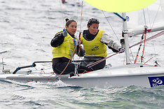 2015  ISAf SWC |470 Women | day 4